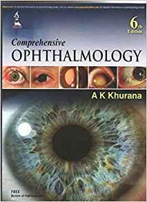 Comprehensive Ophthalmology   2015 - چشم