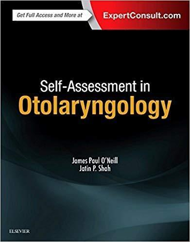 Self-Assessment in Otolaryngology  2016 - گوش و حلق و بینی