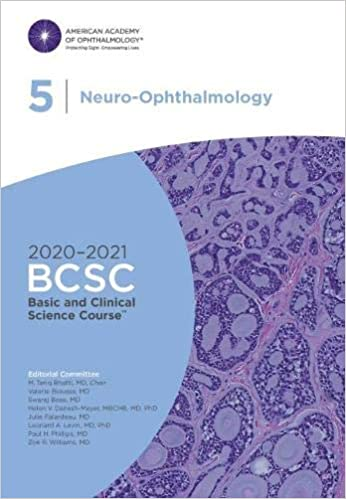 Neuro-Ophthalmology Section 05 2020-2021 - چشم