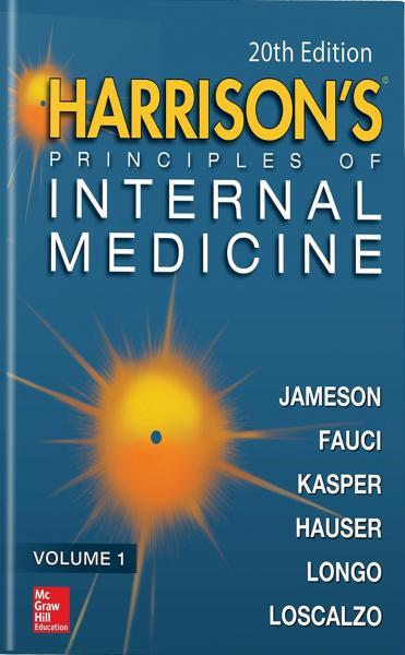 11جلدی   11 (Vol 11 )Harrison's Principles of Internal Medicine 20TH – 2019 - داخلی