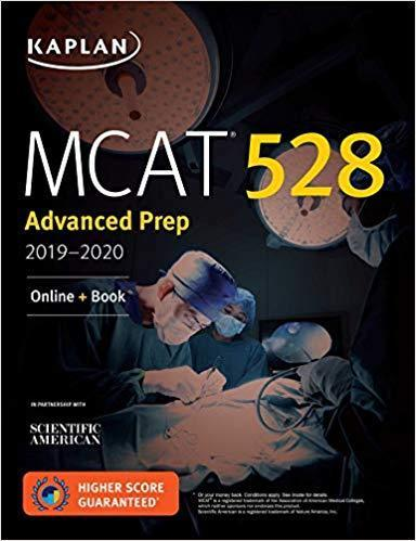 MCAT 528 Advanced Prep 2019-2020: Online + Book - آزمون های امریکا Step 1