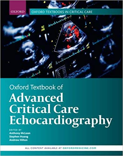 Oxford Textbook of Advanced Critical Care Echocardiography 2020 - قلب و عروق