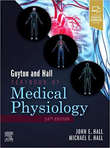 Guyton and Hall Textbook of Medical Physiology 2021 - فیزیولوژی