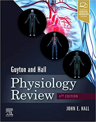 Guyton & Hall Physiology Review 2021 - فیزیولوژی