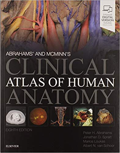 Abrahams and McMinns Clinical Atlas of Human Anatomy 2020 - آناتومی