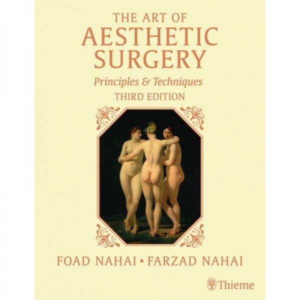 The Art of Aesthetic Surgery: Breast and Body Surgery 3 Vol 2020+video - جراحی