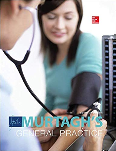 MURTAGH GENERAL PRACTICE 2 vol 2018 full color - آزمون های استرالیا