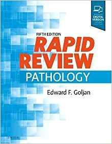 Rapid Review Pathology goljan + dvd 2019 - آزمون های امریکا Step 1